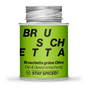 Bruscetta-Grüne-Olive