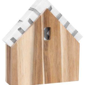 Serviettenhaus-klein-Räder