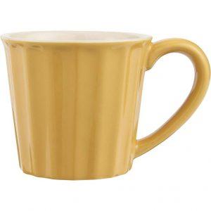 Tasse-mustard