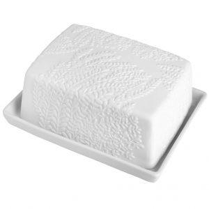 Butterdose-Räder-Relief-