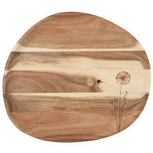 Wunderland-Tablett-groß-Pusteblume